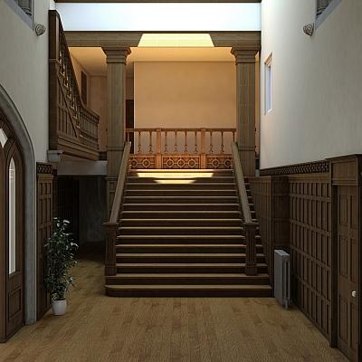 Farleigh House - Hungerford
